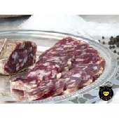 Calabrian black pork soppressata