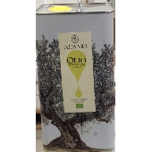 Organic extra virgin olive oil Adamo - Bottle 0,25 Lt.   - Year 2017