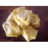 Tortelli with sea bass tomato filling - Tradizioni Padane