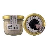 Truffle salt with black truffle - I Peccati Di Ciacco