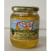 Organic Sicilian sulla honey - Az. Agricola Melia