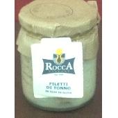Tuna filets in olive oil - Stefano Rocca