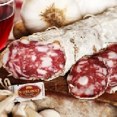 Typical salami from Brescia - Nurcinus