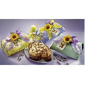 Colomba without Candied Fruit - Flamigni