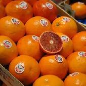 Red Orange of Sicilian PGI to eat