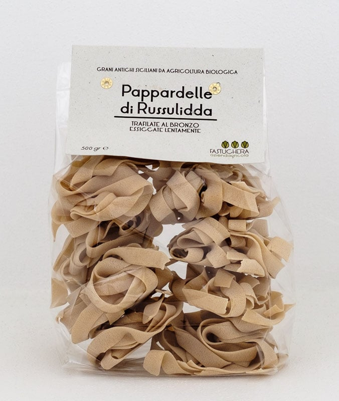 Pappardelle Russulidda - Fastuchera Agricultural Company