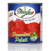 POMODORI BIOLOGICI PELATI  (Organic Peeled Tomatoes) - MANFUSO