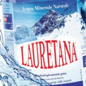 Acqua Lauretana Minerale Naturale - Frizzante