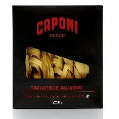 Tagliatelle  Caponi eierpasta