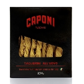 Taglierini Caponi eierpasta