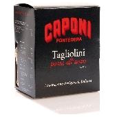 Tagliolini met truffel (eierpasta) Caponi