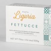Fettucce  pasta di semola di grano duro Bio - Pasta di Liguria